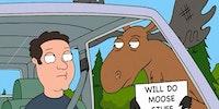 Moose munch season?