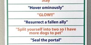 Pupper commands