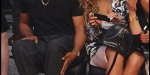 Jay Z and Beyonce face swap.