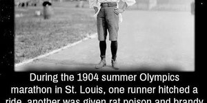 Running was a different sport back then...
