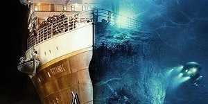 Titanic - Then and Now