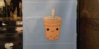 If Bubble Tea could talk.