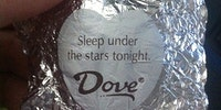 Dove is so insensitive