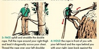 You should probably know how to rappel.