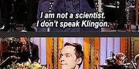 I am not like Sheldon