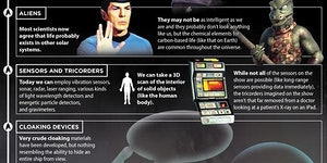 The Science of Star Trek