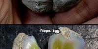 Opal Geode? NOPE!