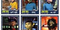 When Pixar gets ahold of the Star Trek franchise