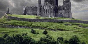 A castle in Ireland