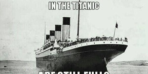 Little known fact about Titanic