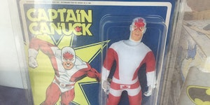 We need Captain Canuck!