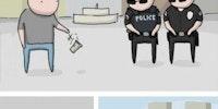 GTA V cops
