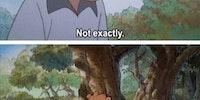 I like Pooh's attitude.