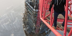 On Shanghai Tower