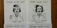 Edgar Allan Whoa.