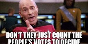 """""""superdelegates"""", """"electoral college"""""""