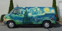 Look at that van Gogh.