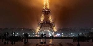 Breathtaking Eiffel Tower.