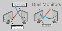 Duel Monitors
