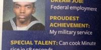 Special talent.