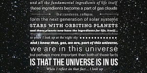 The Most Astounding Fact