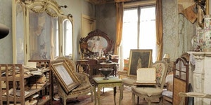 Unintentional Time Capsule: Untouched Paris Apartment Discovered after 70 years