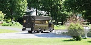 Why don't UPS trucks play music?