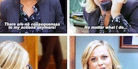 Welcome to the club, Leslie Knope!