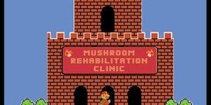 Mushroom rehabilitation clinic.