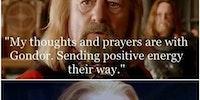 Gondor calls for aid