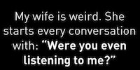 Wives Be Like