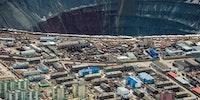 Diamond Mine in Russia