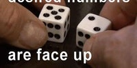 How to make a cheating dice