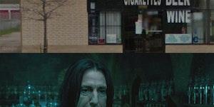 Wizard Liquor.