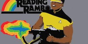 Reading Rambo.