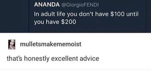 Financial advice to change your life.