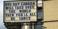 The ultimate apology.