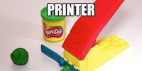 The original 3D printer.