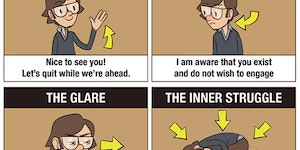 Know your social cues.