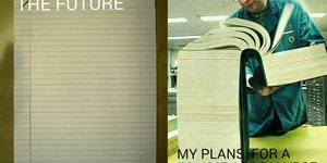 My plans for the future...