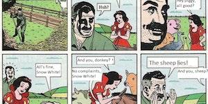 Damn Snow White...