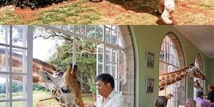 Giraffe Manor, South Africa.