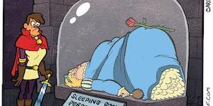 Sleeping Good Personality.