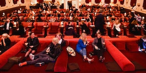 Movie theaters are done properly in London Town.