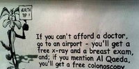 If you can't afford a doctor...