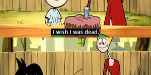 Birthday wishes can be tough.