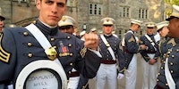 How to get discharged from West Point