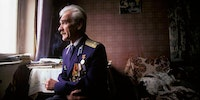 Stanislav Petrov, the man who made the decision not to fire at the United States after a faulty report from the Russian missile detection that a nuke had been fired, what probably prevented WWIII