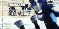 Ermagerd Clerp Clerps!