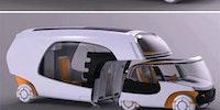 Futuristic RV concept